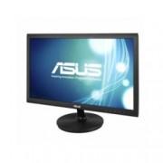 """Монитор 21.5"""" (54.6cm) ASUS VS228NE, FULL HD LED, 5ms, 50 000 000:1, 200cd/m2, DVI, черен"""