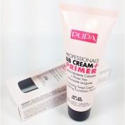 Pupa professionals bb cream + primer pelli miste grasse spf 20 n. 001 nude