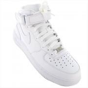 Nike Air Force 1 Mid 07 315123111 universelle tous les chaussures de l'année blanc 7 UK / 8 US / 41 EUR / 26 cm