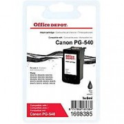 Office Depot Compatible Canon PG-540 Ink Cartridge Black
