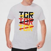 Football Camiseta Fútbol Alemania Tor Tor Tor - Hombre - Gris - XXL - Gris