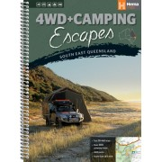 Wegenatlas - Atlas 4WD + Camping Escapes - South East Queensland | Hema Maps