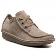 Обувки CLARKS - Funny Dream 261379834 Sage Suede