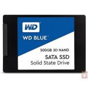 WD Blue 500GB SSD, SATA 3, 560/530MB/s (WDS500G2B0A)