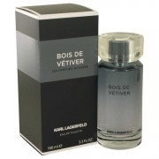 Karl Lagerfeld Bois De Vetiver Eau De Toilette Spray 3.3 oz / 97.59 mL Men's Fragrances 539462