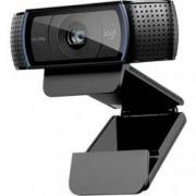 Logitech Full HD webkamera Logitech HD Pro Webcam C920, upínací uchycení