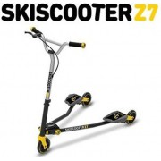 Trotinet Ski Scooter Z7 Yellow