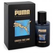 Puma Cross The Line Eau De Toilette Spray 1.7 oz / 50.27 mL Men's Fragrances 548872