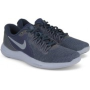 Nike LUNAR APPARENT Running Shoes For Men(Blue)