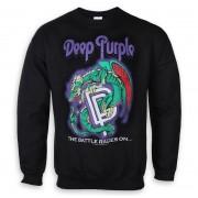 sweat-shirt sans capuche pour hommes Deep Purple - Battle Rages - LOW FREQUENCY - DPSW08022