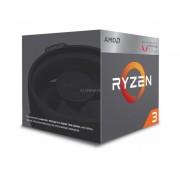 Amd Micro. procesador amd ryzen 3 2200g 4 core 3.7ghz 6mb am4 radeon vega 8