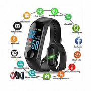 HFK M3 Fitness Band Intelligence Bluetooth Health Wrist Smart Band Watch Monitor/Smart Bracelet/Health Bracelet/Activity