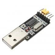 Meco 3.3V 5V USB to TTL Converter CH340G UART Serial Adapter Module STC