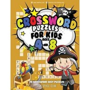 Crossword Puzzles for Kids Ages 4-8: 90 Crossword Easy Puzzle Books, Paperback/Nancy Dyer