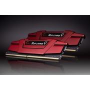Memorija G.SKILL Ripjaws V series 32 GB, (kit 2x16GB), DDR4 2400MHz, F4-2400C15D-32GVR