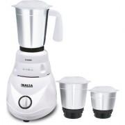 Inalsa Cosmo 550-Watt Mixer Grinder with 3 Jars (White)
