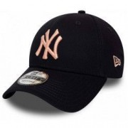Sapca New Era 940 Adjustable NY Yankees Bleumarin-Roz