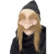 Smiffys Goud graver masker - Verkleedmaskers
