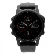 Garmin Fenix 5S Plus Saphir noir (010-01987-03)
