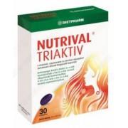 Dietpharm Nutrival Triaktiv kapszula 30db