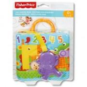 Jucarie interactiva Fisher-Price Carte cu activitati 5 in 1