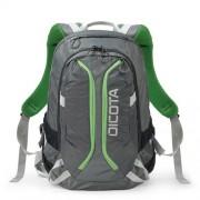 Batoh Dicota Backpack Active 14-15,6'', šedo/zelený