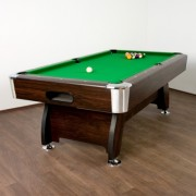 Stół bilardowy 8ft Premium + akcesoria sukno zielone