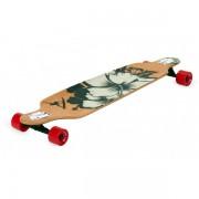 """Spartan sport longboard drop shape surfer black 42"""""""