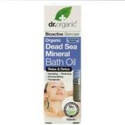 Dr Organic Dead Sea Mineral Bath Oil 100 ml