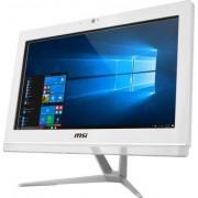 "All In One PC MSI PRO 20EX 7M-005EU (Procesor Intel® Core™ i3-7100 (3M Cache, 3.90 GHz), Kaby Lake, 19.5"" HD+, 4GB, 1TB HDD @5400RPM, Intel® HD Graphics 630, Win10 Home, Alb)"
