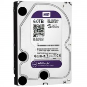 HDD 6 TB AV-GP Western Digital WD60PURX (Western Digital)