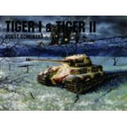 Panzers Tiger I & II (Scheibert Horst)(Paperback) (9780887406799)