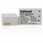Hahnel HL-7L - acumulator Li-Ion tip Canon NB-7L 980mAh