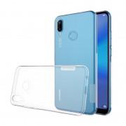 Husa Nillkin Slim Silicon Huawei P20 Lite Transparent