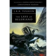 Lays of Beleriand, Paperback/Christopher Tolkien