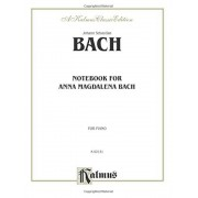 Notebook for Anna Magdalena Bach, Paperback