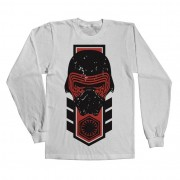 Kylo Ren Distressed Long Sleeve Tee