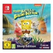 Spongebob Squarepants Battle For Bikini Bottom Rehydrated Shiny Edition Nintendo Switch
