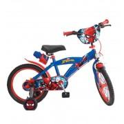Bicicleta Spiderman 16 pulgadas - Toimsa