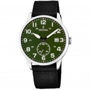 Reloj F20347/2 Negro Festina Hombre Estuche Festina