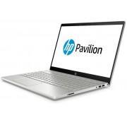 """HP Pavilion 15-cs0004nm i3-8130U/15.6""""FHD AG SVA/4GB/1TB/UHD Graphics 620/FreeDOS/Silver (4RL04EA)"""