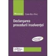 Declansarea procedurii insolventei