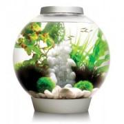 BiOrb Classic aquarium 60 liter LED Tropical zilver