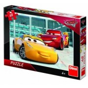 Puzzle - Cars 3 48 piese