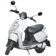 HECHT GRACE WHITE SKUTER ELEKTRYCZNY AKUMULATOROWY E-SKUTER MOTOR MOTOCROSS MOTOREK MOTOCYKL - OFICJALNY DYSTRYBUTOR - AUTORYZOWANY DEALER HECHT