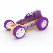 Hape Bamboo Mini Mighty Hot Rod Toy Car