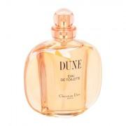 Christian Dior Dune Eau de Toilette 100 ml für Frauen