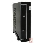 """LC POWER LC-1370BII, 90W LC90ITX PSU, Mini-ITX, 1x2.5"""", 1x3.5"""", 1x5.25"""" (only slim)"""