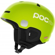 POC POCito Auric Cut SPIN Fluorescent Lime Green XS-S/51-54