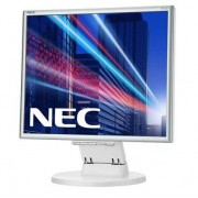 "NEC MultiSync E171M - Monitor LED - 17"" (17"" visível) - 1280 x 1024 - 250 cd/m² - 1000:1 - 5 ms - DVI-D, VGA - altifalantes - b"